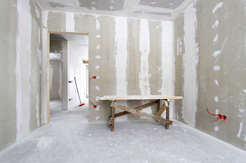 Newhaven Drywall Installation